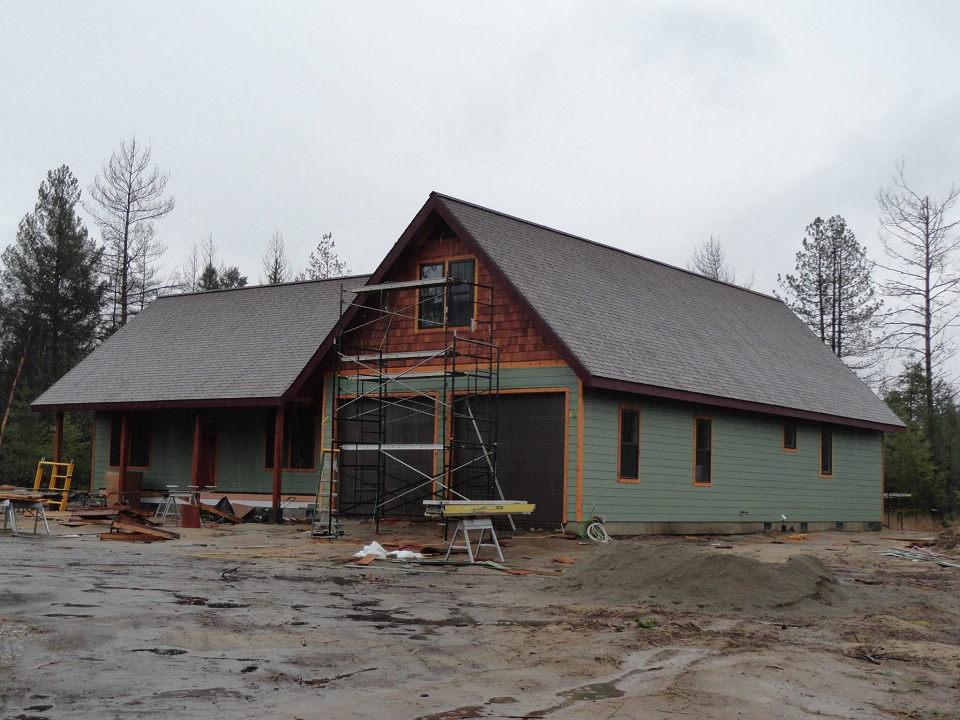 Contractor Installs Cedar Shingle Siding Scott Herndon