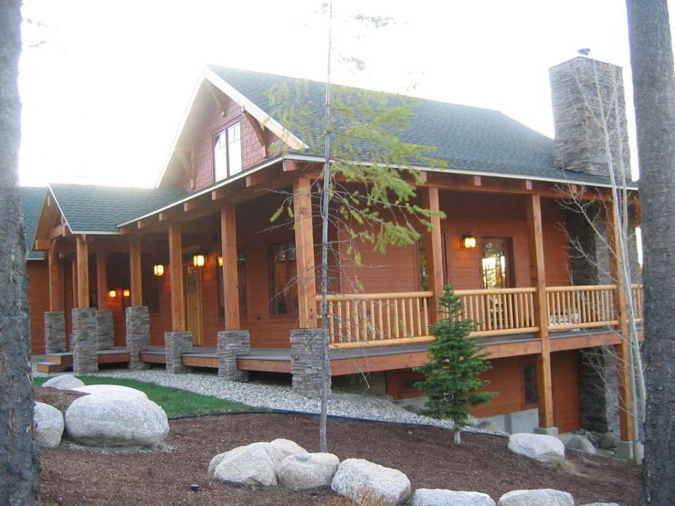 Sandpoint Custom Home